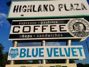 epoch coffee sign